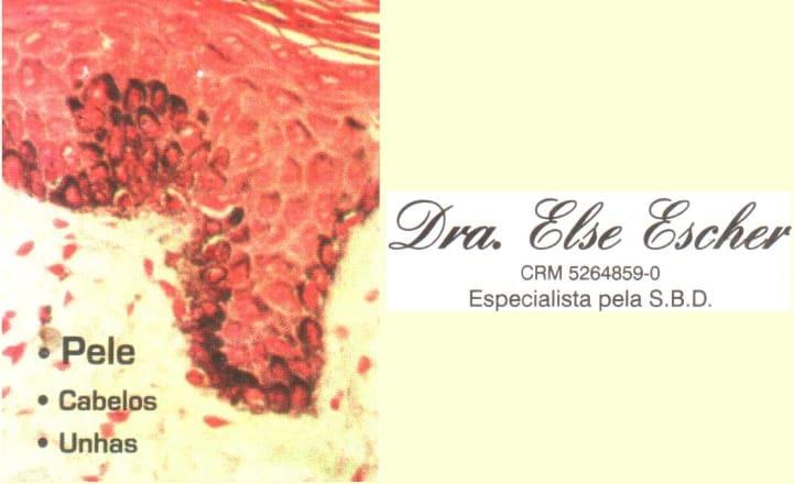 Dra. Else Escher