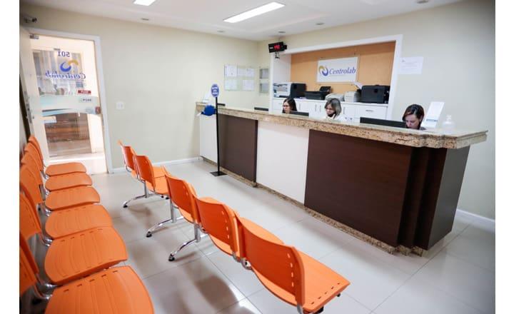 CENTROLAB – Laboratório Médico
