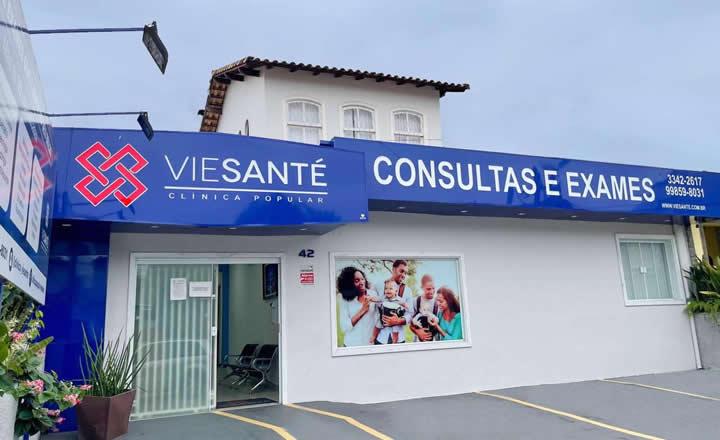 VieSanté – Clínica Popular
